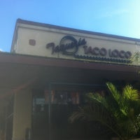 Photo taken at Taco Loco by Bob Q. on 1/25/2013