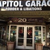 Photo taken at Capitol Garage by Bob Q. on 12/14/2013