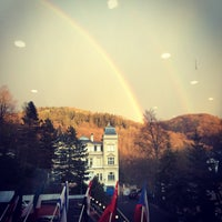 Photo taken at Spa Resort Sanssouci by Kate on 4/18/2014