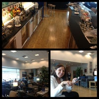 Photo taken at British Airways Terraces Lounge by Darrell A. on 3/7/2013