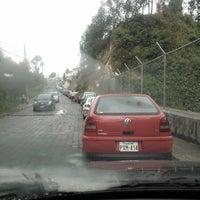 """Photo taken at Centro de Revisión Vehicular """"Los Chillos"""" by Patricio M. on 5/10/2014"""