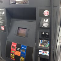 Photo taken at BJ's Gas Station by Mary B. on 4/19/2013