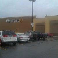 Photo taken at Walmart Supercenter by Larry R. on 10/19/2012