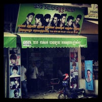 Photo taken at Khmer Barber by Michael N. on 1/8/2013