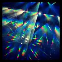 Photo taken at Thomas Wolfe Auditorium by lyndsay vi p. on 10/27/2012