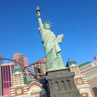 Photo taken at Statue of Liberty by Kay S. on 12/12/2012