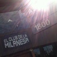 Foto tomada en El Club de la Milanesa por Victor H. el 3/23/2013