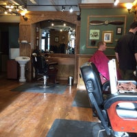 Photo taken at Tweed Barbers of Boston by Gary F. on 2/9/2014