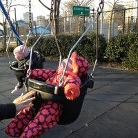 Photo taken at Van Vorhees Playground by Gary F. on 3/3/2013