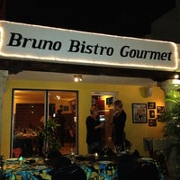 Photo taken at Bruno Bistro Gourmet by Adrian P. on 12/13/2012