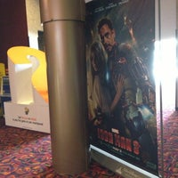 Photo taken at Cinemark Theatres by Chih-Han C. on 6/2/2013