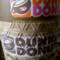 Photo taken at Dunkin' Donuts by Lettie M. on 2/9/2013