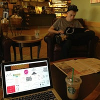 Photo taken at Starbucks by Gregory W. on 1/26/2013