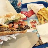 Photo taken at Burger King by Daniel T. on 10/30/2014