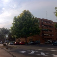 Photo taken at La Poveda by Daniel T. on 8/15/2013