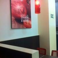 Photo taken at Burger King by Daniel T. on 7/4/2013