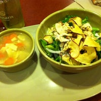 Photo taken at Panera Bread by Disneygirl:) (. on 4/4/2013