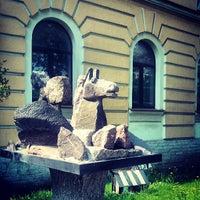 Снимок сделан в Государственный музей городской скульптуры пользователем Serg F. 5/18/2013