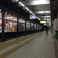 Photo taken at Estación Loria [Línea A] by Uriel M. on 11/9/2014