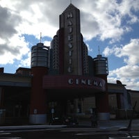 Photo taken at Marcus Majestic Cinema of Brookfield by Kristen M. on 10/28/2012
