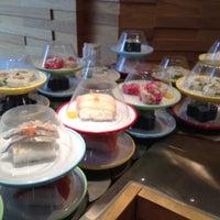 Photo taken at Sushi Circle by Torsten B. on 11/9/2012