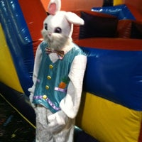 Photo taken at Pump It Up by Robert M. on 4/13/2014