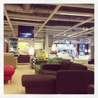 Photo taken at IKEA by Aaron E. on 4/10/2013