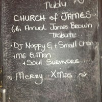 Photo taken at Nublu by The Mighty G. on 12/25/2012
