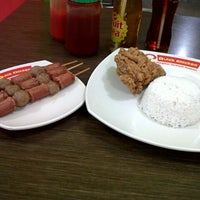 Photo taken at Quick Chicken by Anggi C. on 2/2/2013