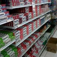 Photo taken at Niaga Supermarket by Anggi C. on 10/19/2012