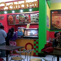 Photo taken at Quick Chicken by Anggi C. on 11/2/2012