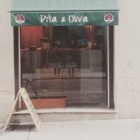 Photo taken at Pita & Oliva by Juan Martin T. on 5/25/2016