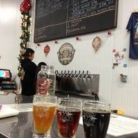 Photo taken at Latitude 33° Brewing by Cassie | Ever In Transit on 12/15/2012