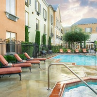 Photo taken at Ayres Hotel Seal Beach by Ayres Hotels on 10/9/2014