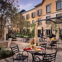 Photo taken at Ayres Hotel Seal Beach by Ayres Hotels on 3/17/2014