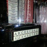 Photo taken at Johnny Rockets by Secouri M. on 11/10/2012