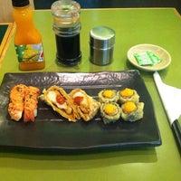 Photo taken at Sushi Kiosk by Reza P. on 9/28/2014