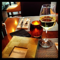 Photo taken at Beaudevin Wine Bar by laura on 4/22/2013