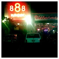 Photo taken at 888 Vietnamese Restaurant by Scott C. on 3/14/2013