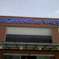 Photo taken at Shopping do Vale by Irio Gabriel on 3/9/2013