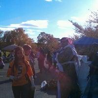 Photo taken at Hazel Ruby McQuain Park by The R. on 10/19/2012