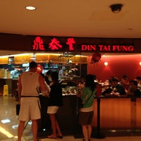 Photo taken at Din Tai Fung by Gonza L. on 1/19/2013
