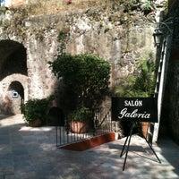 Photo taken at Hotel & SPA Hacienda de Cortés by Gonzalo C. on 12/25/2012