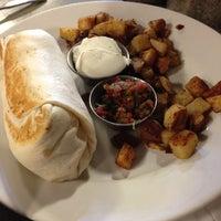 Photo taken at Marie's Cafe by Jennifer T. on 12/18/2012