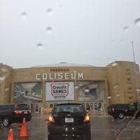 Photo taken at Freeman Coliseum by Ursovein on 5/25/2013