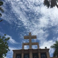 Photo taken at Parroquia Santa Eduwiges by Rolando V. on 7/24/2016