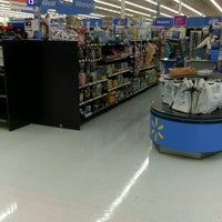 Photo taken at Walmart Supercenter by Kenneth C. on 2/2/2017