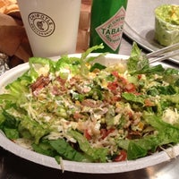 Photo taken at Chipotle Mexican Grill by Melanie L. on 11/10/2012
