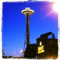 Photo taken at Space Needle by Mandie on 7/11/2013