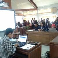 Photo taken at Universitas Negeri Surabaya (UNESA) by Alim S. on 7/15/2014